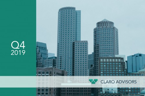 Claro Quarterly Newsletter Q4 2019