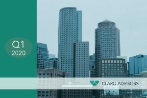 Claro Quarterly Newsletter Q1 2020